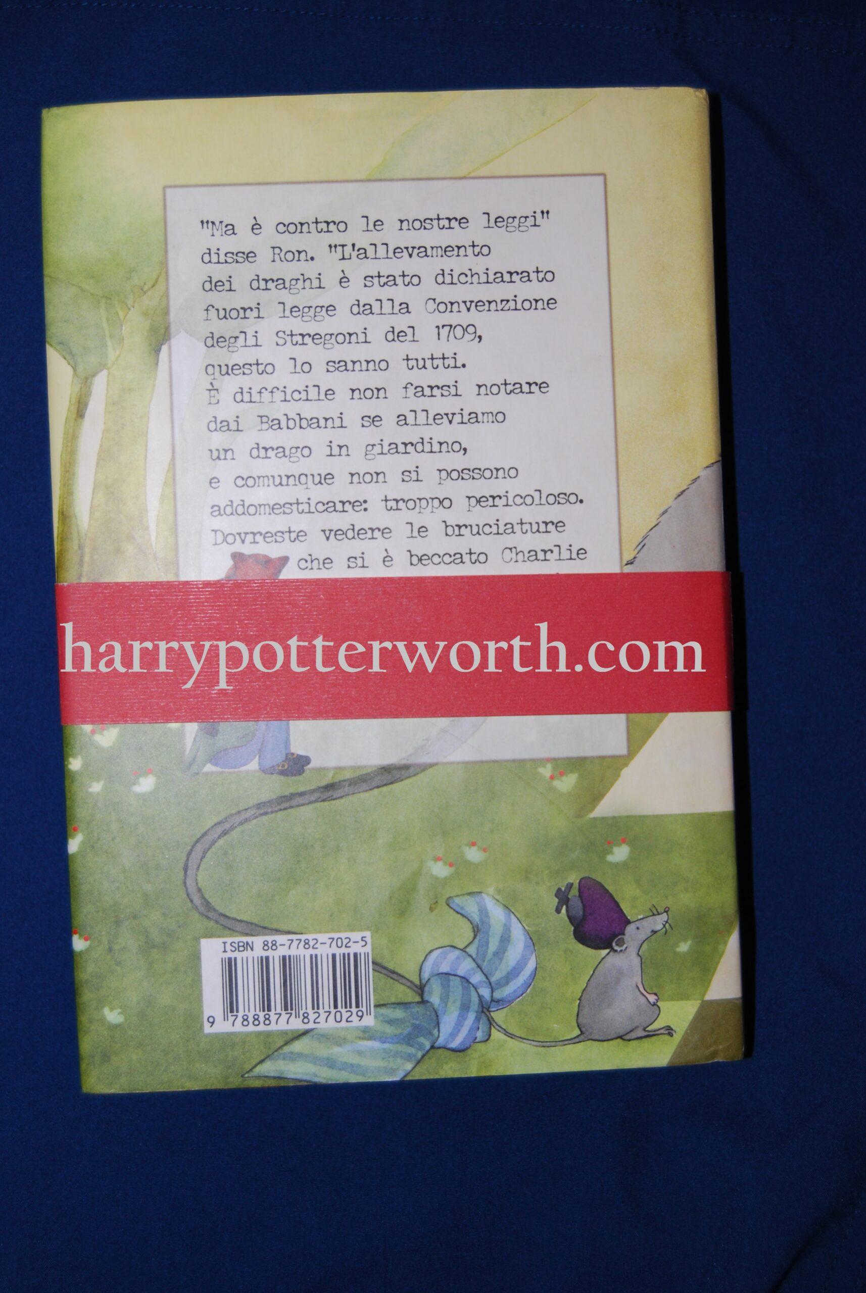 Harry Potter e La Pietra Filosofale Prima Edizione Salani 1998 - Prima Versione Senza Occhiali con Fascetta editoriale
