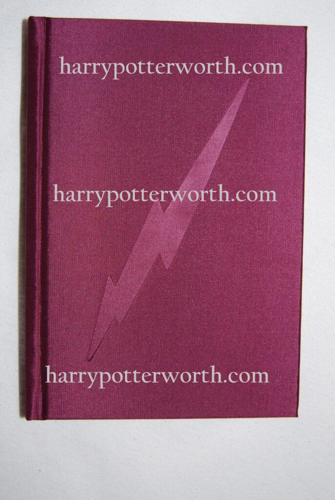 Harry Potter e La Pietra Filosofale Edizione Salani Limitata Numerata 2002 Rara