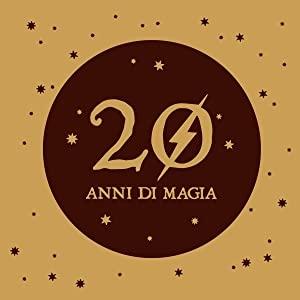 Harry Potter Anniversario 2018 20 Anni di Magia