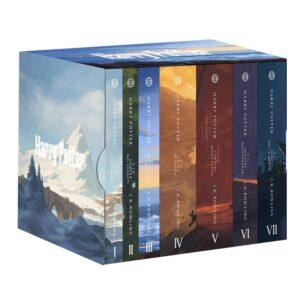 Harry Potter Nuova Edizione 2021 Salani - La Serie Completa Cofanetto
