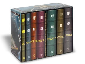 Harry Potter Cofanetto Salani 2007 - DRACO DIRMIENS NUMQUAM TITILLANDUS
