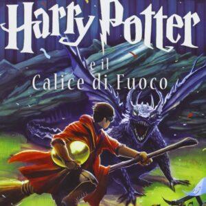 Harry Potter E Il Calice Di Fuoco Edizione Castello 2013