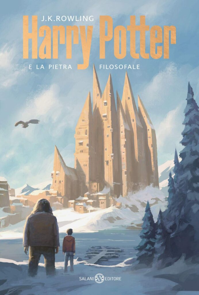 Harry Potter E La Pietra Filosofale Nuova Edizione 2021 De Lucchi