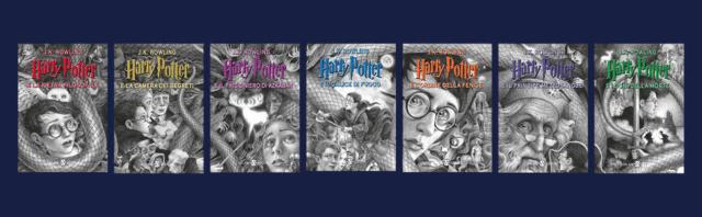 Harry Potter La Serie Anniversario 20 Anni di Magia 2018 Brian Selznick