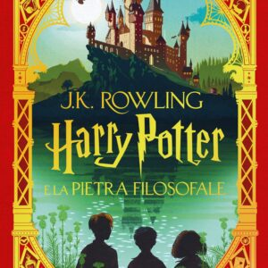Harry Potter e la pietra filosofale Nuova edizione MinaLima Papercut 2020