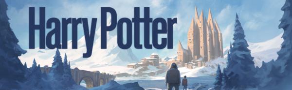 Harry Potter Nuova Edizione 2021 - La Saga De Lucchi