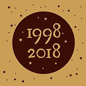 Harry Potter Serie Anniversario 1998-2018