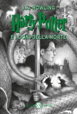 Harry Potter e i doni della morte 2018 Anniversaio 20 Anni di Magia Brian Selznick