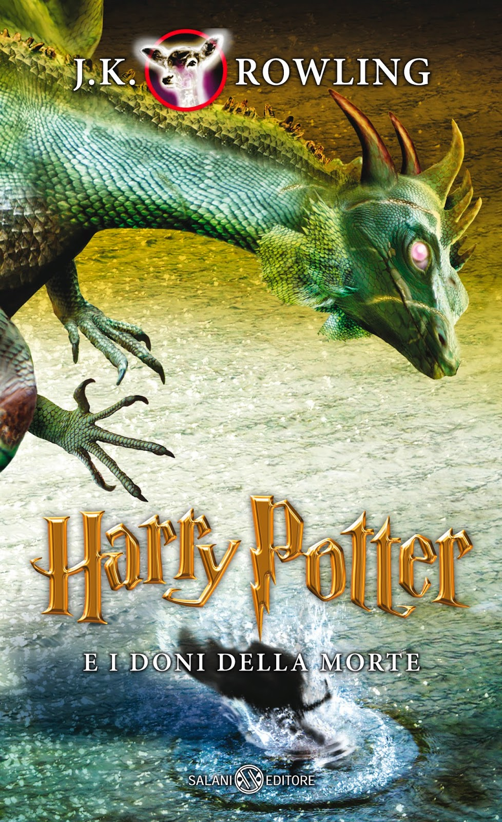 Harry Potter e i doni della morte Edizione 2014 Illustrazioni Ien van Laanen
