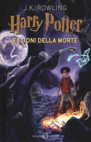 Harry Potter e i doni della morte JONNY DUDDLE 2020