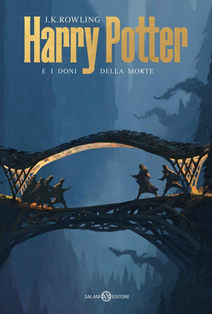 Harry Potter e i doni della morte Nuova Edizione 2021 De Lucchi