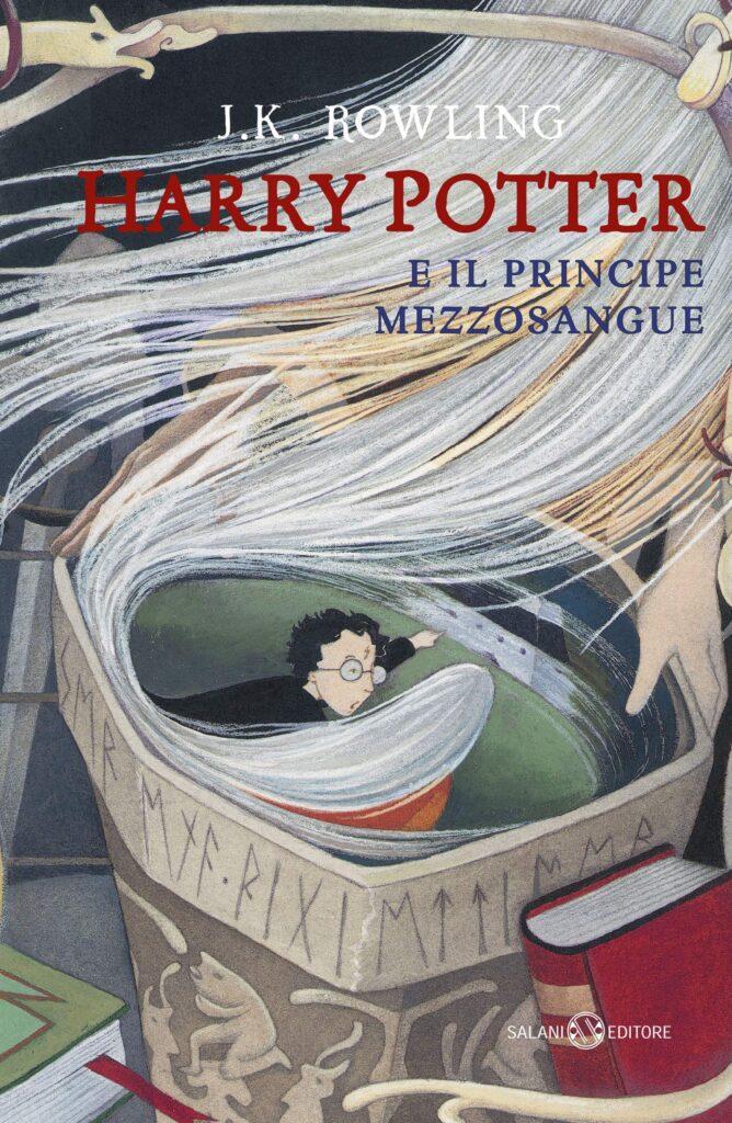 Harry Potter e il Principe Mezzosangue Anniversario 2018 20 Anni di Magia