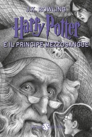 Harry Potter e il Principe Mezzosangue 2018 Anniversaio 20 Anni di Magia Brian Selznick