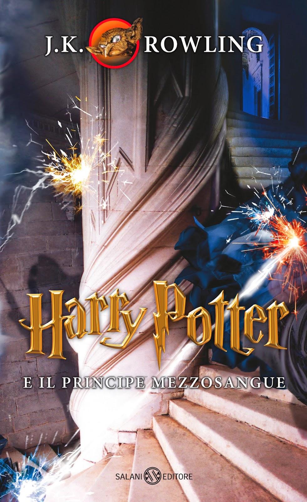 Harry Potter e il Principe Mezzosangue Edizione 2014 Illustrazioni Ien van Laanen