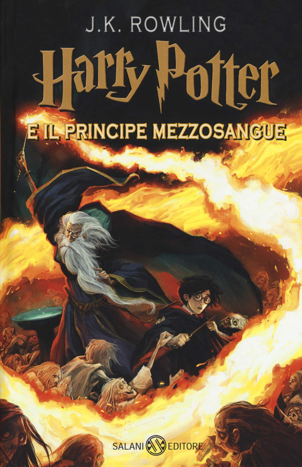 Harry Potter e il Principe Mezzosangue JONNY DUDDLE 2020