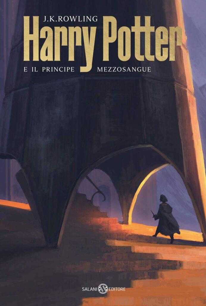 Harry Potter e il Principe Mezzosangue Nuova Edizione 2021 De Lucchi