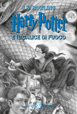 Harry Potter e il calice di fuoco 2018 Brian Selznick Anniversaio 20 Anni di Magia