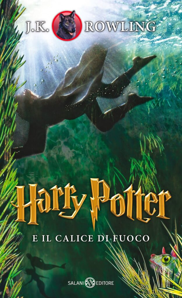 Harry Potter e il calice di fuoco Edizione 2014 Illustrazioni Ien van Laanen