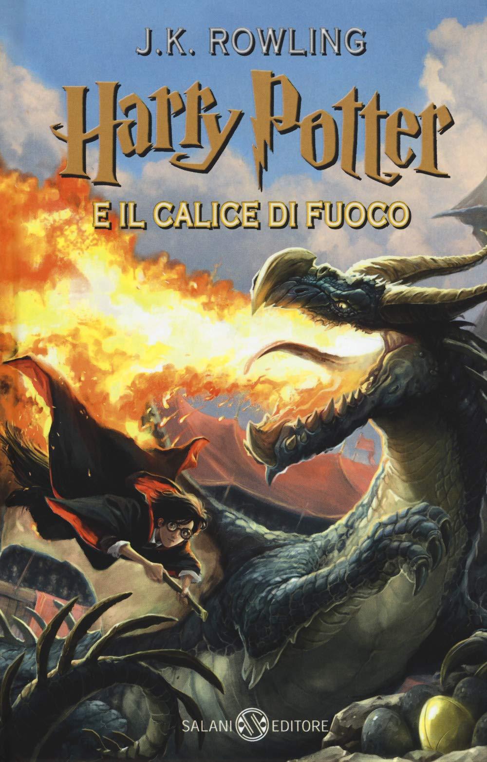 Harry Potter e il calice di fuoco JONNY DUDDLE 2020