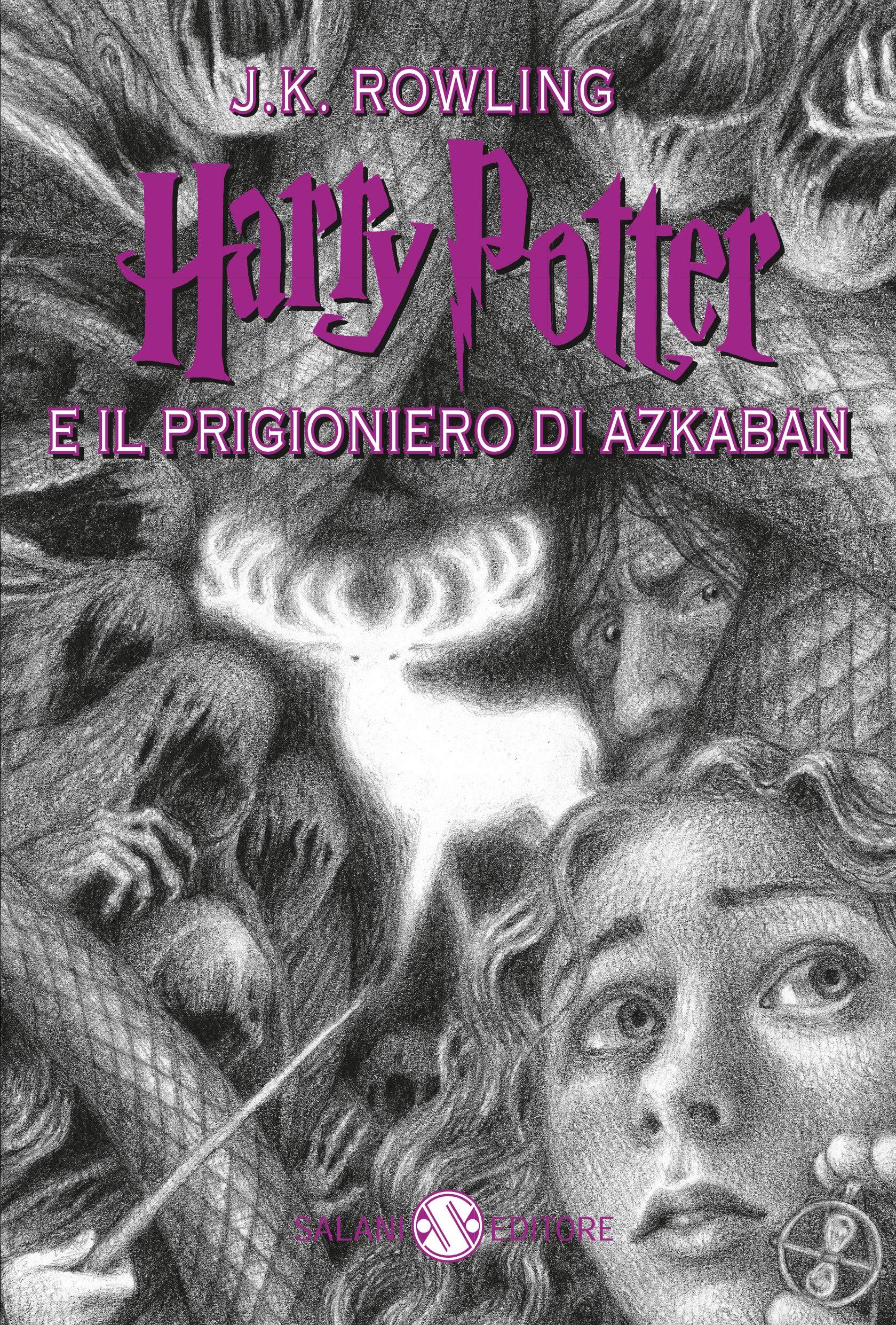 Harry Potter e il prigioniero di Azkaban 2018 Anniversaio 20 Anni di Magia Brian Selznick