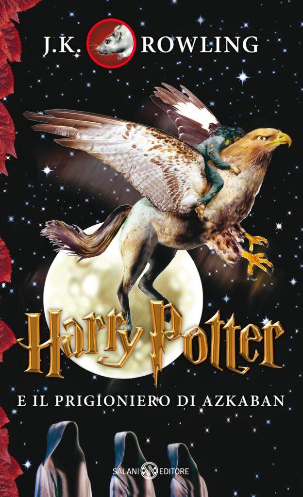 Harry Potter e il prigioniero di Azkaban Edizione 2014 Illustrazioni Ien van Laanen