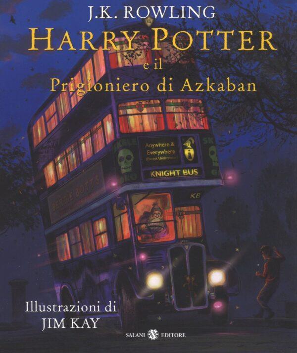Harry Potter e il prigioniero di Azkaban Edizione Illustrata Jim Kay