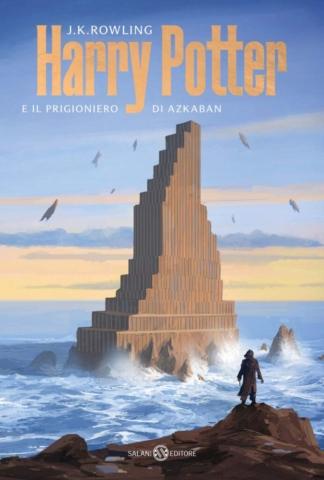 Harry Potter e il prigioniero di Azkaban Nuova Edizione 2021 De Lucchi
