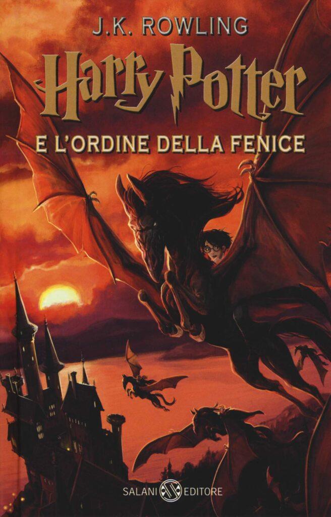 Harry Potter e l'Ordine della Fenice JONNY DUDDLE 2020