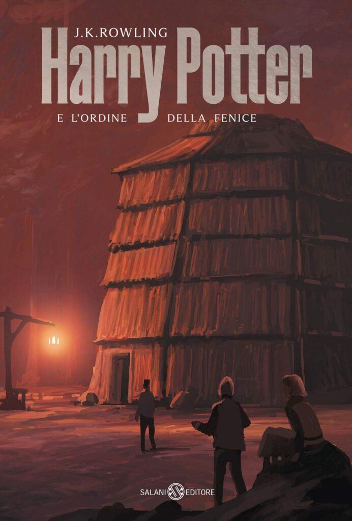 Harry Potter e l'Ordine della Fenice Nuova Edizione 2021 De Lucchi