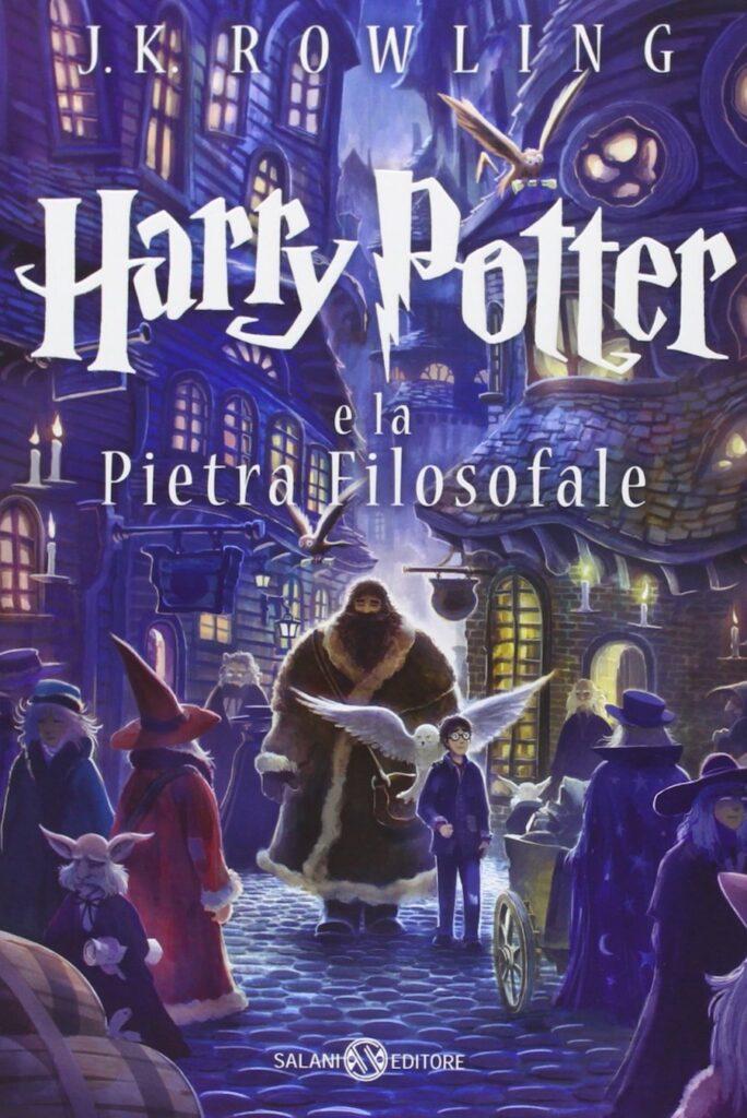 Harry Potter e la Pietra Filosofale Edizione Castello 2013