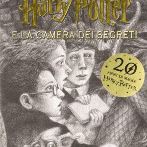 Harry Potter e la camera dei segreti 2018 Anniversaio 20 Anni di Magia Brian Selznick