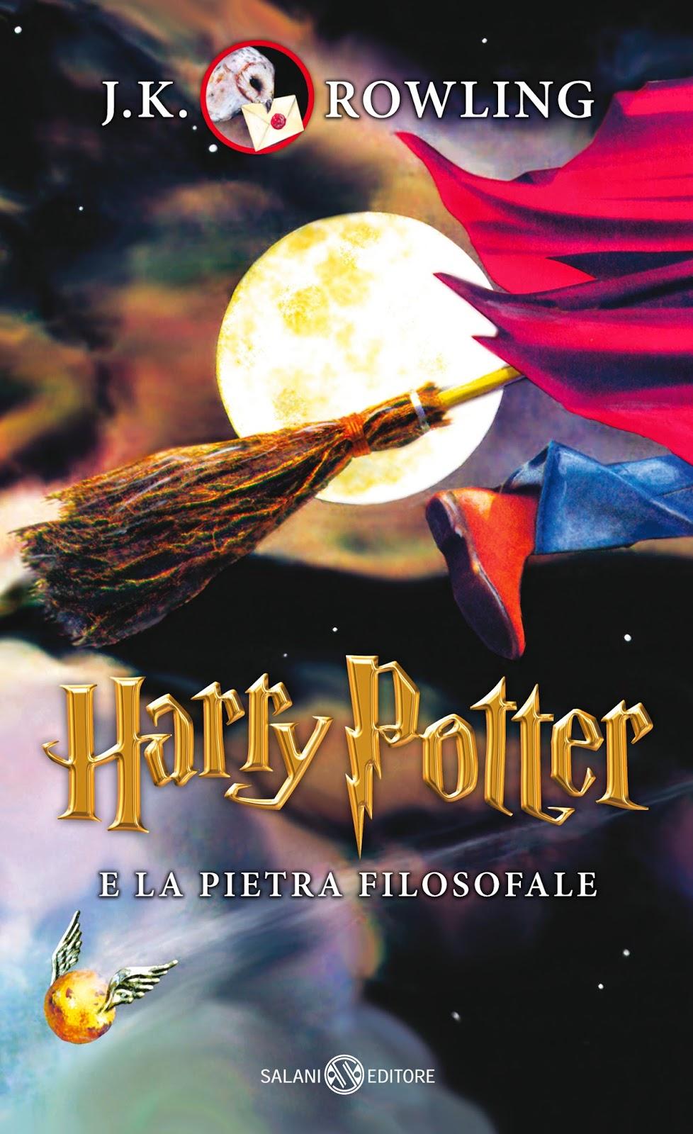 Harry Potter e la pietra filosofale Edizione 2014 Illustrazioni Ien van Laanen