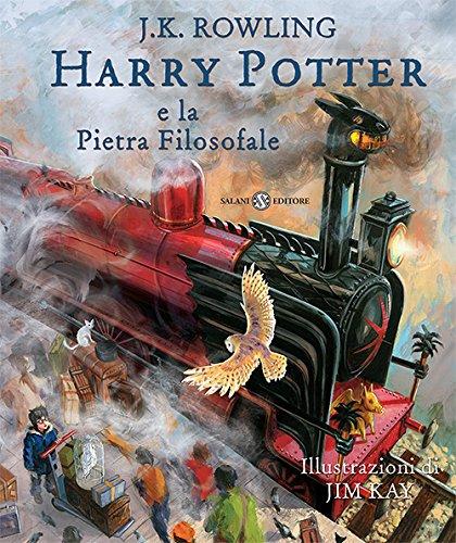 Harry Potter e la pietra filosofale Illustrata Jim Kay