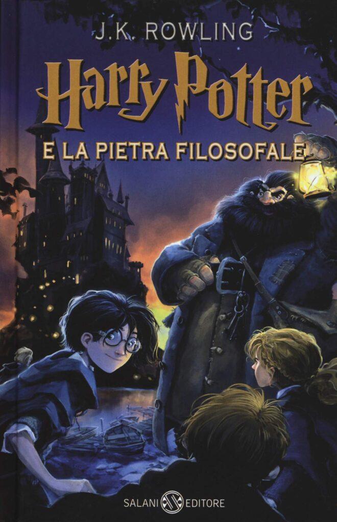 Harry Potter e la pietra filosofale JONNY DUDDLE 2020