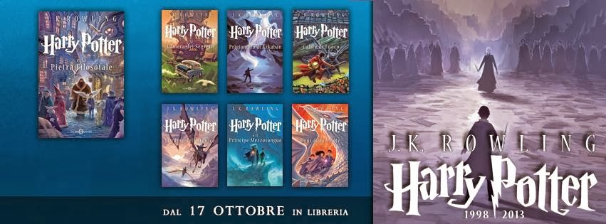 Harry Potter Italian Castle Edition 2013 15th Anniversary
