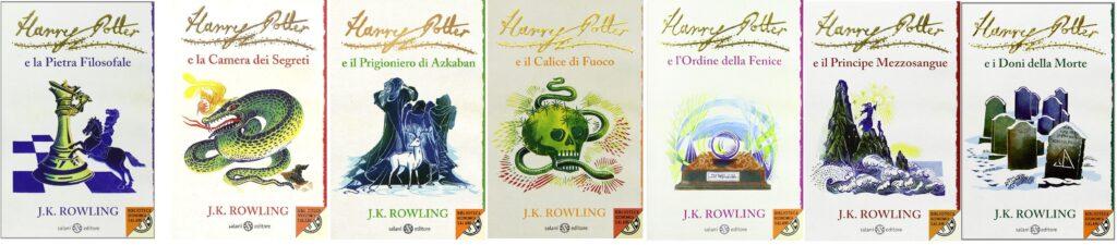 Harry Potter Edizione 2011 Tascabile Economica Clare Melinsky