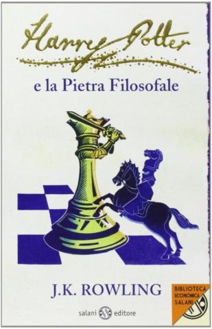 Harry Potter e La Pietra Filosofale Edizione 2011 Clare Melinsky tascabile economica