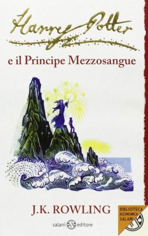Harry Potter e il Principe Mezzosangue Edizione 2011 Clare Melinsky tascabile economica