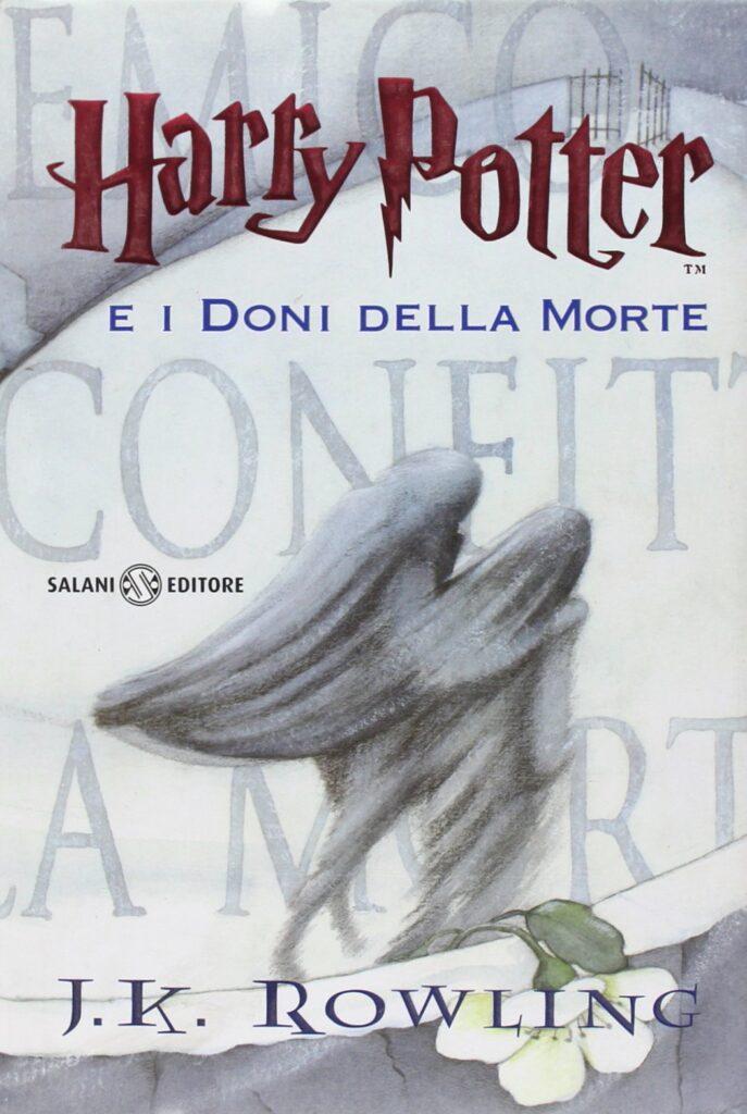 Harry Potter e i Doni della Morte Prima Edizione Serena Riglietti - Fronte