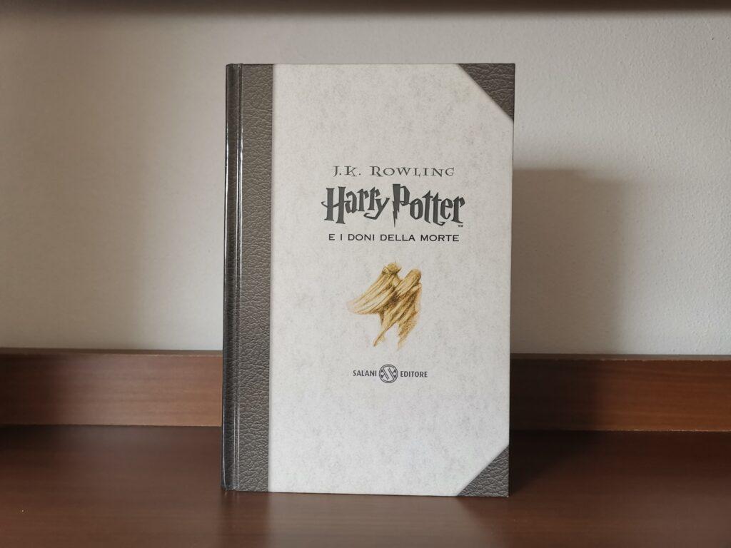 Harry Potter e i Doni della Morte Prima Edizione-cover