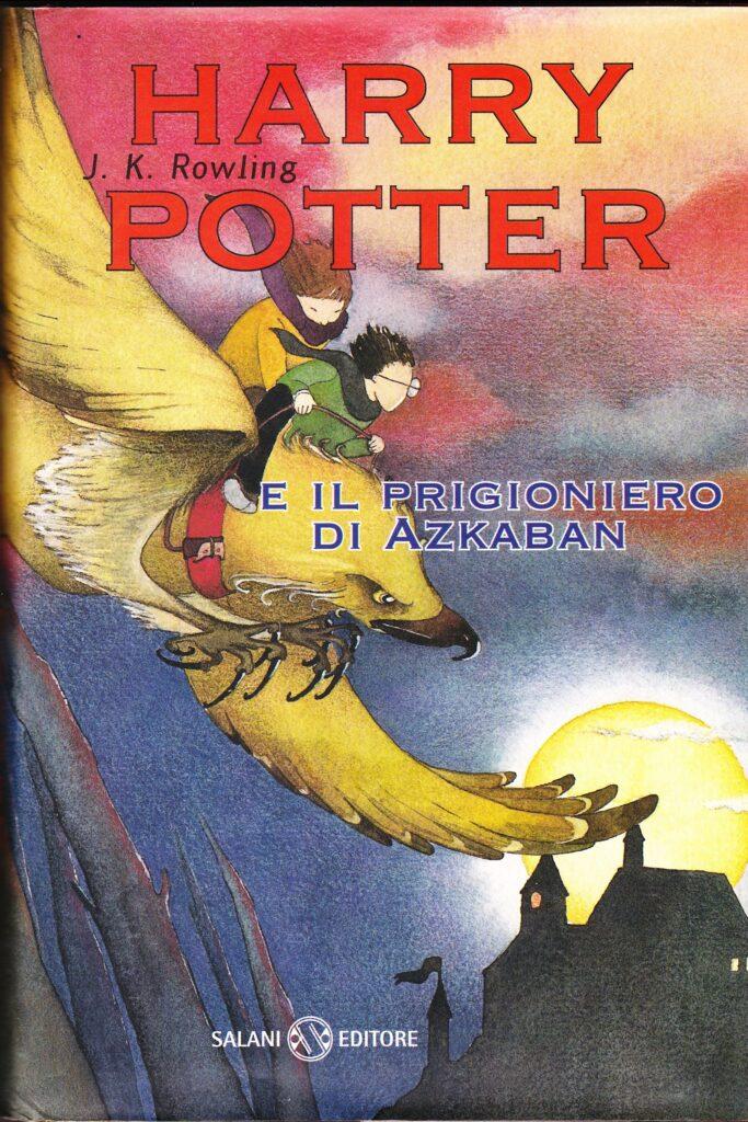 Harry Potter e il Prigioniero di Azkaban Prima Edizione
