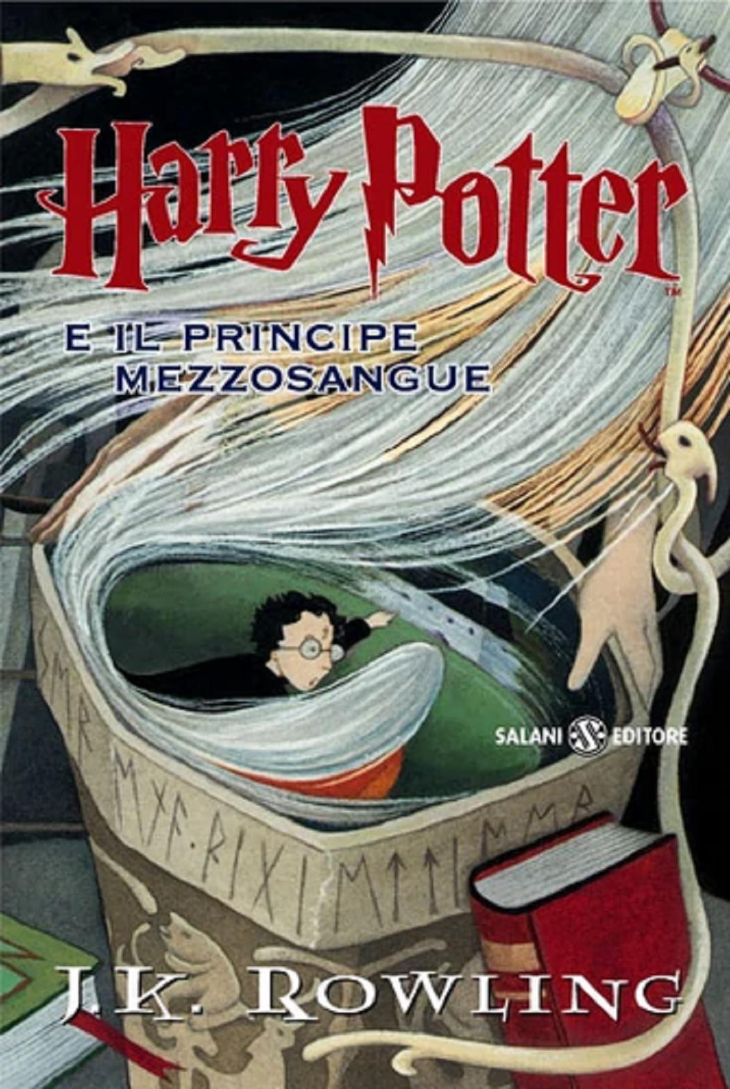 Harry Potter e il Principe Mezzosangue Prima Edizione Serena Riglietti