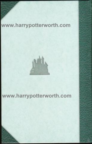 Harry Potter e l'Ordine della Fenice Edizione Motto Hogwarts 2007 - Retro