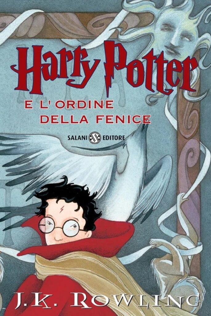Harry Potter e l'Ordine della Fenice Prima Edizione Serena Riglietti