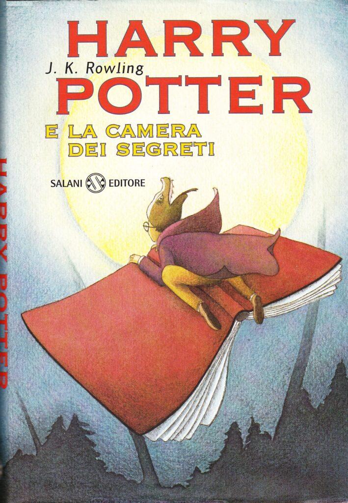 Harry Potter e la Camera dei Segreti Prima Edizione