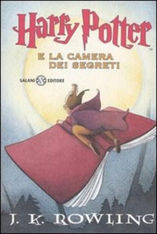 Harry Potter e la Camera dei Segreti Prima Edizione Serena Riglietti