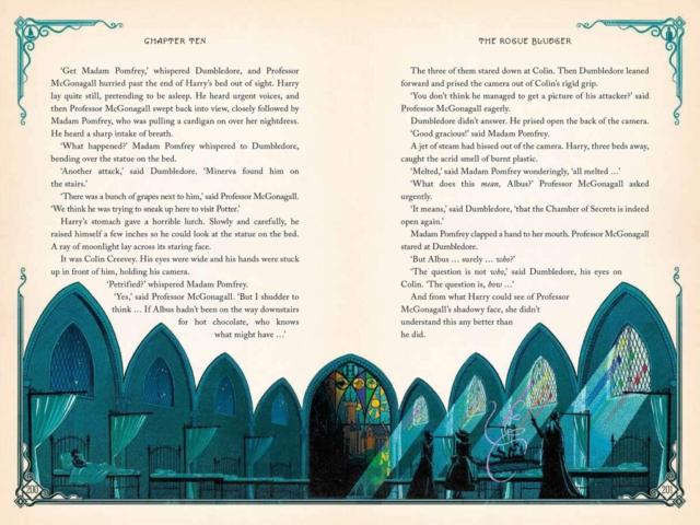 Harry Potter e la Camera dei Segreti Edizione MinaLima Papercut