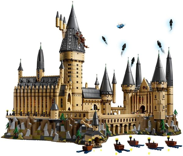 LEGO Harry Potter Castello di Hogwarts 71043