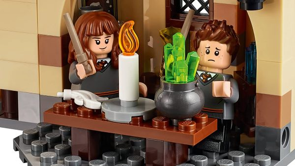 LEGO Harry Potter Il Platano Picchiatore di Hogwarts, Giocattolo e Idea Regalo per gli Amanti del Mondo della Magia, 75953